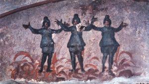 tre giovani nella fornace