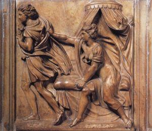 Giuseppe e la moglie di Potifar