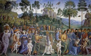 Viaggio di Mosè e circoncisione del suo secondo figlio